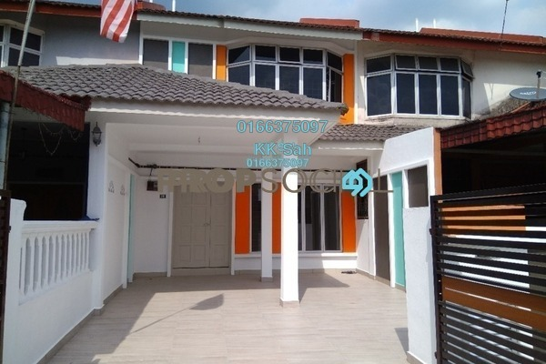 For Sale Link at Bandar Rinching, Semenyih Freehold Semi Furnished 3R/2B 380k