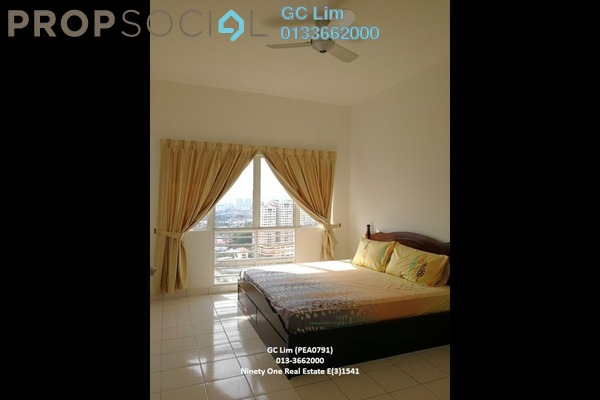 For Sale Condominium at Monte Bayu, Cheras Freehold Semi Furnished 3R/2B 520k