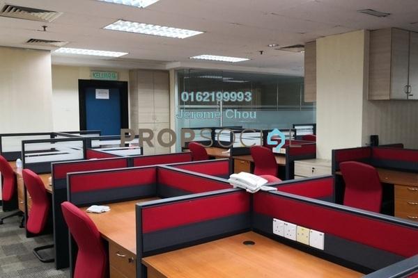 For Rent Office at Plaza Sentral, KL Sentral Freehold Fully Furnished 1R/1B 17.2k