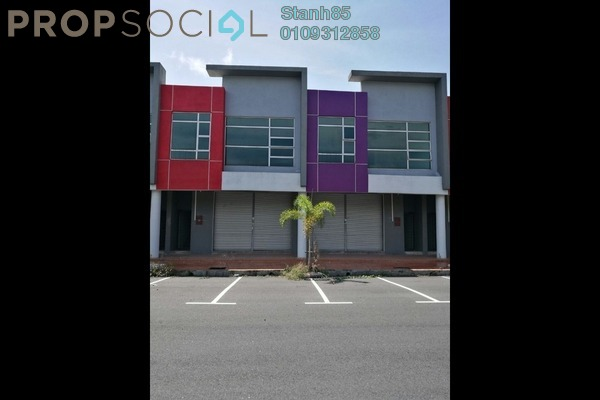 For Rent Shop at Nuri Durian Tunggal, Melaka Freehold Unfurnished 0R/4B 2.2k