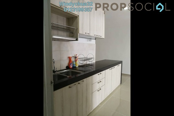 For Sale Apartment at The Lumayan, Bandar Sri Permaisuri Freehold Semi Furnished 3R/2B 315k