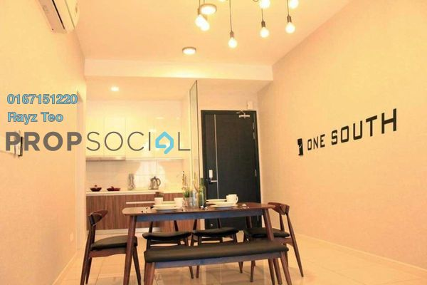 For Sale Condominium at Setia Sky 88, Johor Bahru Freehold Fully Furnished 1R/2B 680k