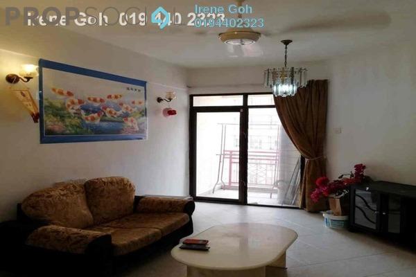 For Rent Condominium at Midlands Condominium, Pulau Tikus Freehold Fully Furnished 3R/2B 1.7k
