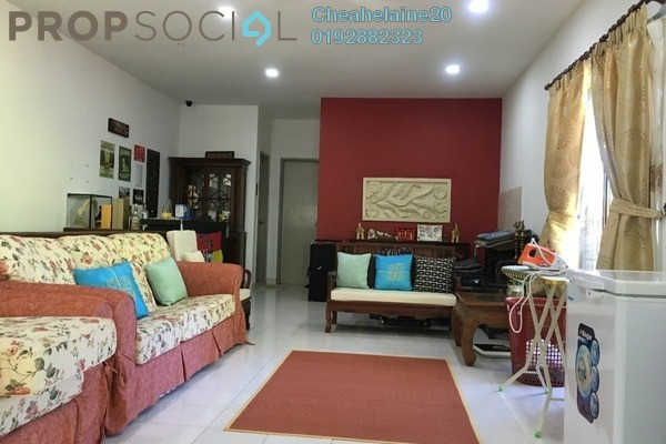 For Rent Terrace at Taman Bukit Permata, Batu Caves Freehold Semi Furnished 5R/4B 2.6k