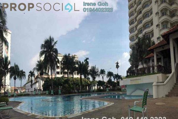 For Rent Condominium at Mutiara Villa, Tanjung Tokong Freehold Fully Furnished 3R/2B 2.5k