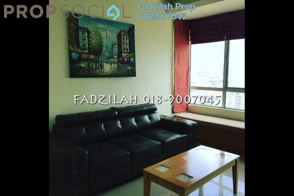 For Sale Condominium at Solaris Dutamas, Dutamas Freehold Fully Furnished 1R/1B 730k