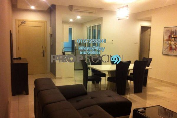 For Sale Condominium at Glomac Damansara, TTDI Freehold Fully Furnished 3R/2B 960k