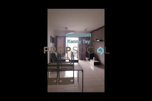 For Sale Condominium at Palm Spring, Kota Damansara Freehold Semi Furnished 3R/2B 410k