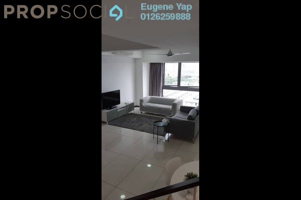 For Sale Condominium at The Breezeway, Desa ParkCity Freehold Unfurnished 2R/2B 1.38m