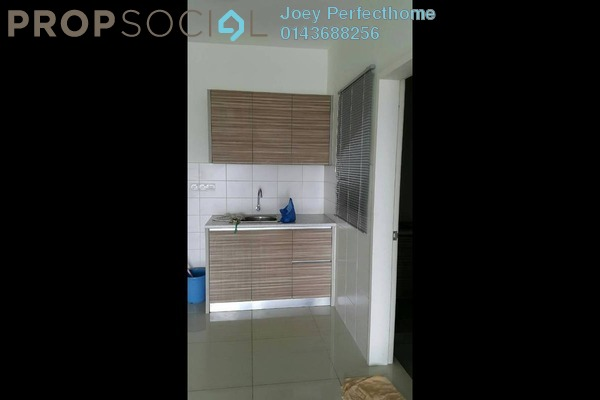 For Sale Condominium at The Z Residence, Bukit Jalil Freehold Semi Furnished 3R/2B 650k