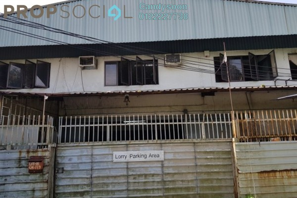 For Rent Factory at Bukit Bayu, Sungai Petani Freehold Unfurnished 0R/2B 6.8k