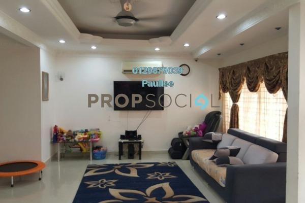 For Sale Terrace at BP11, Bandar Bukit Puchong Freehold Semi Furnished 4R/3B 650k
