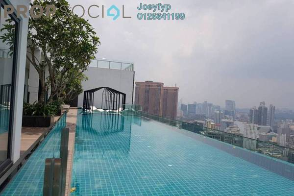 For Rent Condominium at Tribeca, Bukit Bintang Freehold Fully Furnished 1R/1B 3.2k