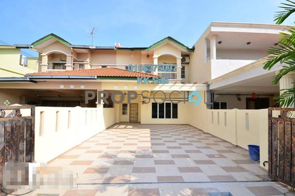 For Rent Superlink at Bandar Puteri Klang, Klang Freehold Fully Furnished 4R/3B 1.8k