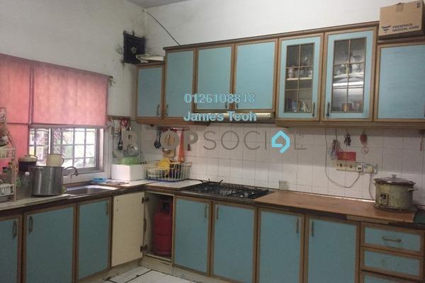 For Sale Terrace at Taman Klang Utama, Klang Freehold Semi Furnished 3R/2B 370k