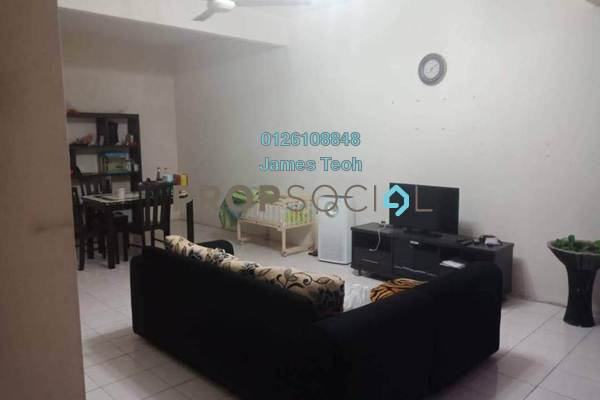 For Sale Terrace at Taman Orkid, Klang Freehold Semi Furnished 4R/3B 395k