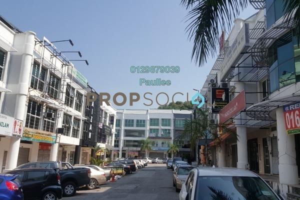 For Sale Shop at Puteri 1, Bandar Puteri Puchong Freehold Semi Furnished 2R/6B 1.85m