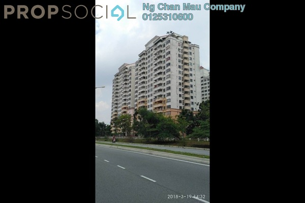 For Sale Condominium at Vista Millennium, Puchong Freehold Semi Furnished 0R/0B 205k