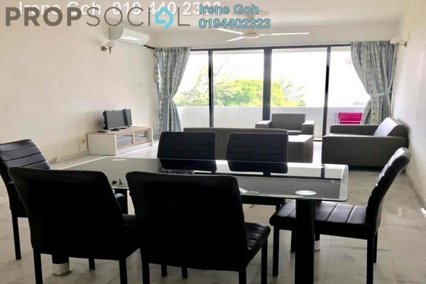 For Rent Condominium at Gurney Villa, Gurney Drive Freehold Fully Furnished 3R/2B 2k