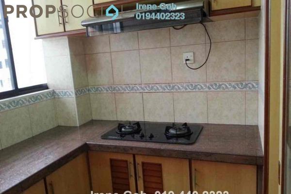 For Rent Condominium at Pearl Garden, Sungai Ara Freehold Semi Furnished 3R/2B 1.2k