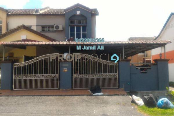 For Sale Terrace at Mahkota Walk, Bandar Mahkota Cheras Freehold Semi Furnished 5R/5B 650k