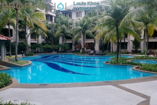 For Rent Condominium at Riana Green, Tropicana Freehold Semi Furnished 3R/2B 2.2k