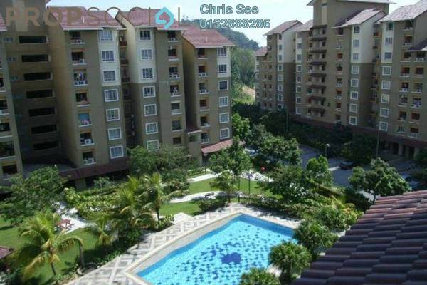 For Sale Condominium at Paradesa Tropika, Bandar Sri Damansara Freehold Unfurnished 3R/2B 500k