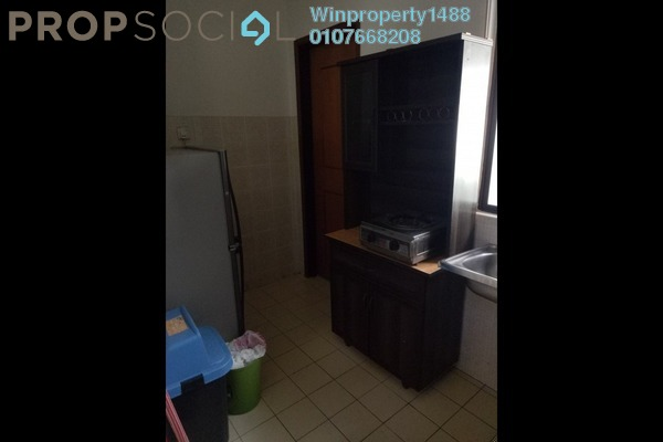 For Rent Apartment at Cyber Heights Villa, Cyberjaya Freehold Fully Furnished 4R/2B 1.8k