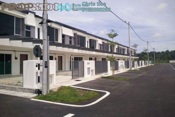 For Sale Terrace at Aquila @ Alam Sutera, Kuala Selangor Leasehold Unfurnished 4R/3B 495k