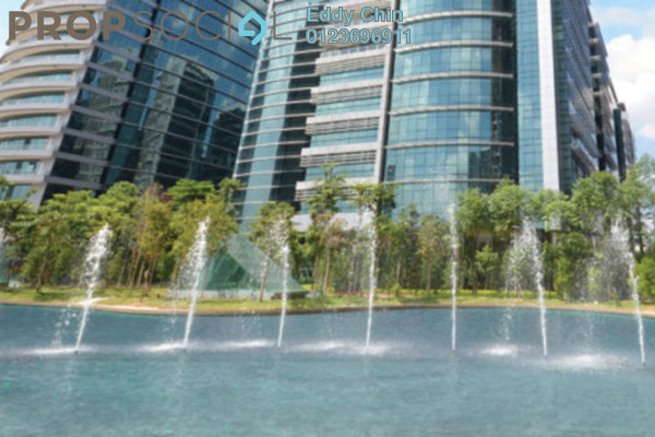 For Rent Office at The Vertical, Bangsar South Freehold Unfurnished 0R/0B 4.5k