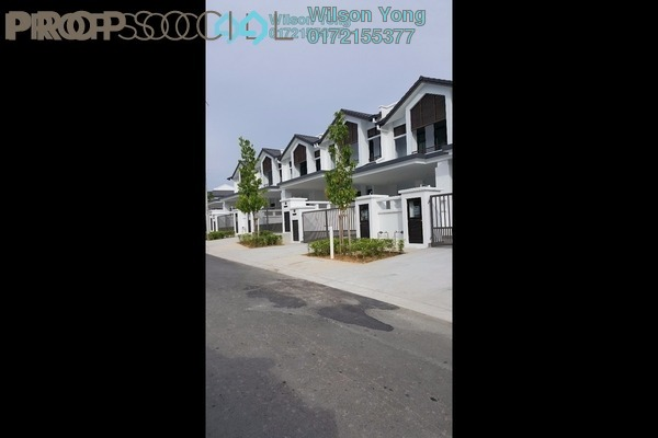 For Sale Terrace at Eco Majestic, Semenyih Freehold Semi Furnished 4R/4B 1.05m