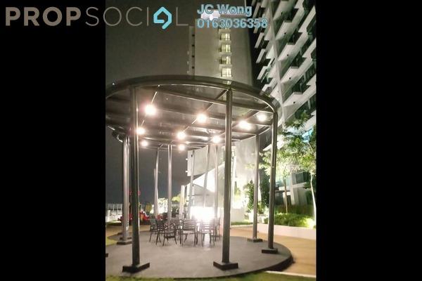 For Rent Condominium at Bandar Damai Perdana, Cheras South Freehold Semi Furnished 3R/2B 1.3k