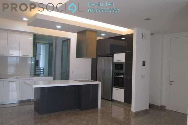 For Rent Condominium at Kiaramas Danai, Mont Kiara Freehold Semi Furnished 4R/5B 8k
