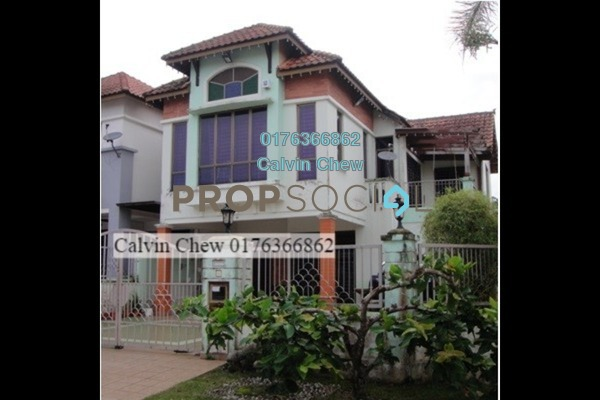 For Sale Terrace at Taman Impian Emas, Skudai Freehold Unfurnished 4R/3B 700k
