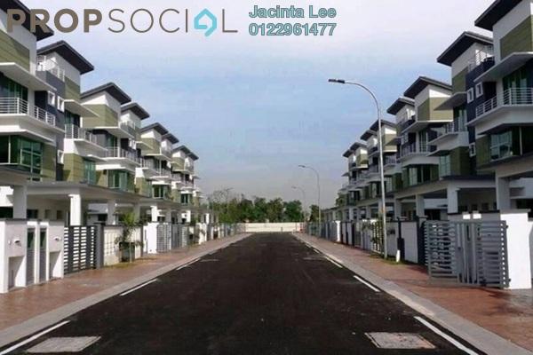 For Sale Semi-Detached at Taman Sentosa, Klang Freehold Unfurnished 5R/4B 648k
