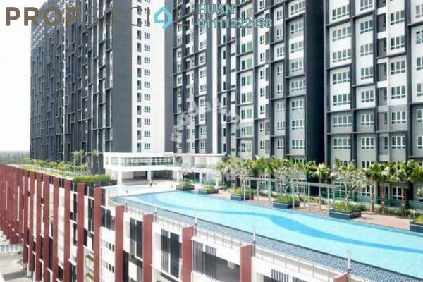 For Rent Condominium at The Lead Residences, Klang Freehold Fully Furnished 2R/2B 2.4k