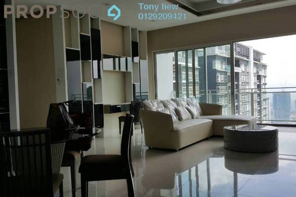 For Rent Condominium at Verdana, Dutamas Freehold Fully Furnished 4R/4B 4.6k