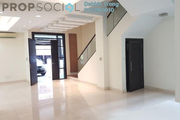 For Sale Semi-Detached at Duta Tropika, Dutamas Freehold Semi Furnished 4R/4B 4.3m