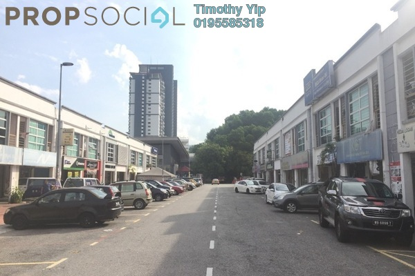 For Sale Shop at C180, Cheras South Freehold Semi Furnished 3R/4B 1.15m