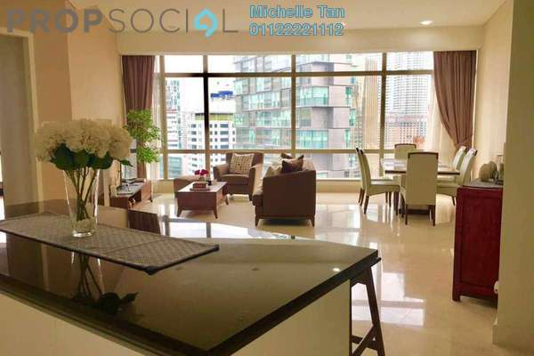 For Sale Serviced Residence at Banyan Tree, KLCC Freehold Fully Furnished 2R/3B 4.34m