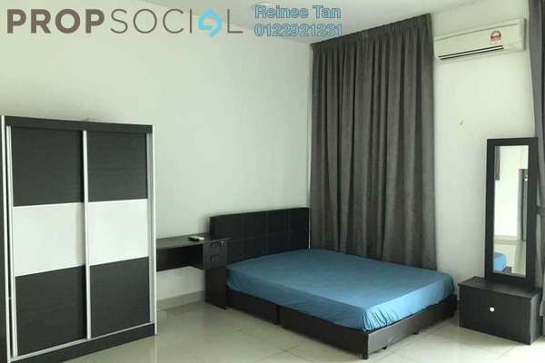 For Rent Condominium at CyberSquare, Cyberjaya Freehold Fully Furnished 0R/1B 1k