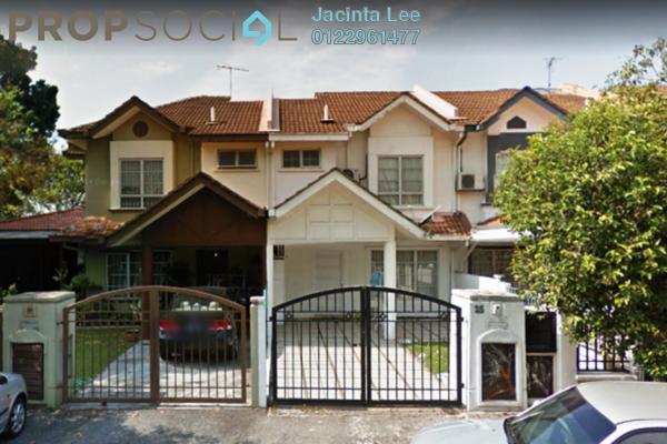 For Sale Terrace at Kemuning Greenville, Kota Kemuning Freehold Semi Furnished 4R/3B 502k
