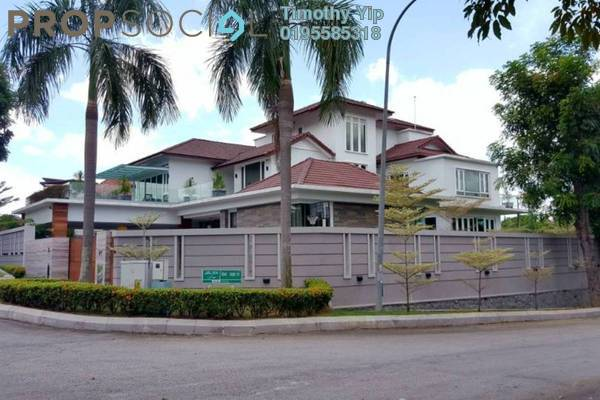 For Sale Bungalow at BK6, Bandar Kinrara Freehold Fully Furnished 7R/7B 5.48m