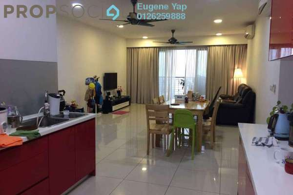 For Sale Condominium at The Westside One, Desa ParkCity Freehold Semi Furnished 3R/3B 1.45m