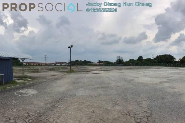 For Sale Land at Bukit Kemuning Industrial Park, Kota Kemuning Freehold Unfurnished 0R/0B 23.3m