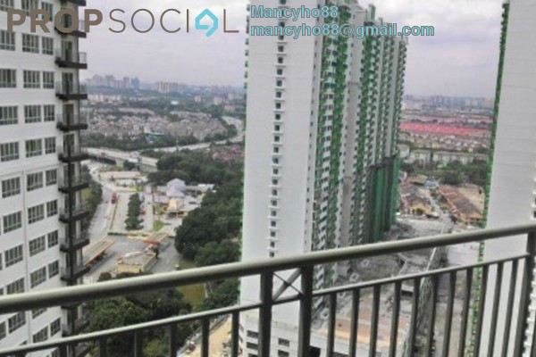 For Sale Condominium at OUG Parklane, Old Klang Road Freehold Semi Furnished 3R/2B 430k