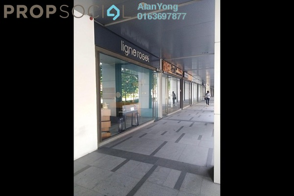 For Rent Shop at d6, Sentul Freehold Semi Furnished 0R/0B 5.5k