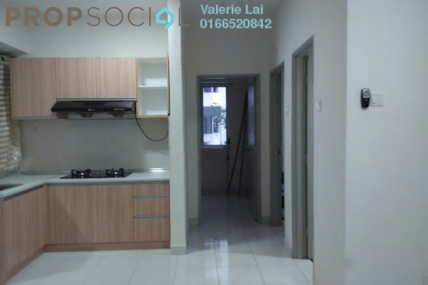For Rent Serviced Residence at Main Place Residence, UEP Subang Jaya Freehold Semi Furnished 2R/1B 1.3k