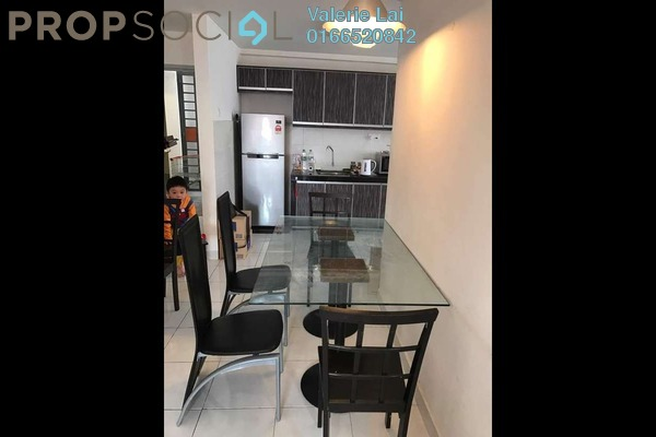 For Rent Serviced Residence at Main Place Residence, UEP Subang Jaya Freehold Fully Furnished 3R/2B 2.1k