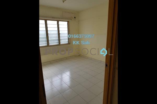 For Sale Apartment at Taman Pandamaran Jaya, Port Klang Freehold Semi Furnished 3R/2B 138k